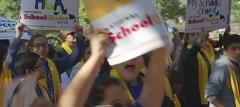 A National School Choice Week rally