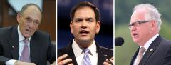 Phil Roe, Marco Rubio and Tim Walz