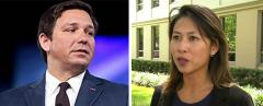 Ron DeSantis and Stephanie Murphy