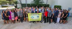St. Lucie County Property Appraiser's staff. Credit: Mitch Kloorfain