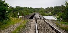 Sebastian train trestle