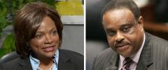 Val Demings and Al Lawson