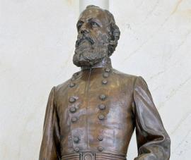 Statue of Confederate Gen. Edmund Kirby Smith
